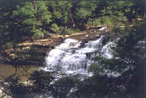 Burgess Falls State Natural Area