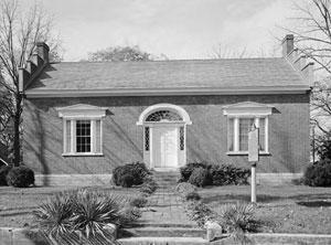 Carter House