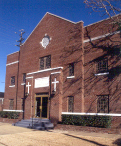 Church Of God In Christ (COGIC)