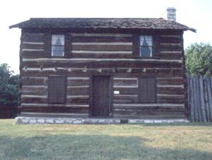 Fort James White