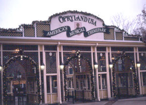 Opry House And Opryland Hotel