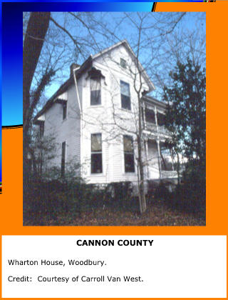 Cannon County