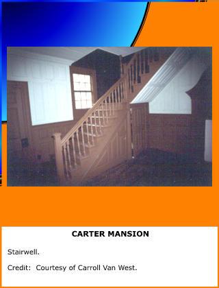Carter Mansion