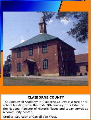 Claiborne County