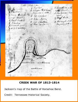 Creek War of 1813-1814