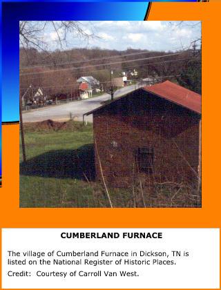 Cumberland Furnace