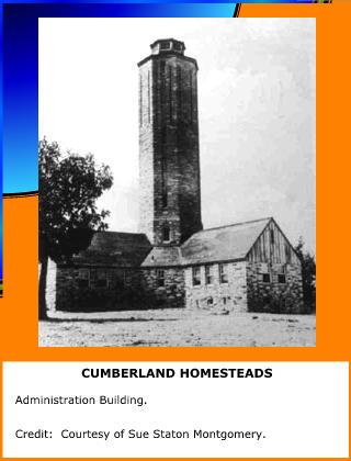 Cumberland Homesteads