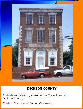 Dickson County