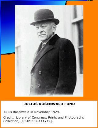 Julius Rosenwald Fund